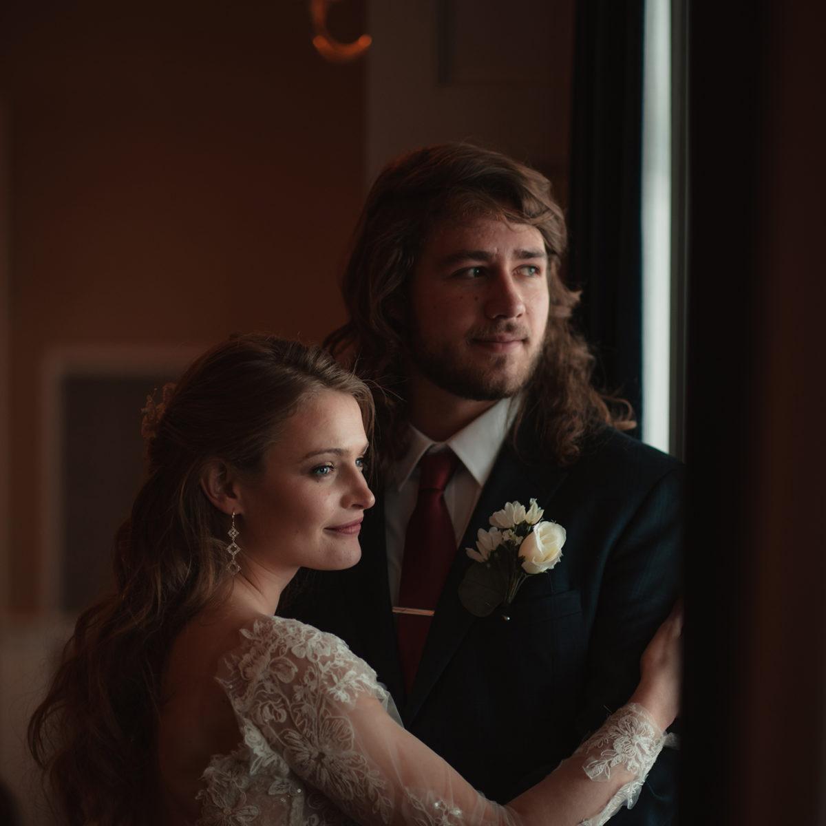 Oshkosh Winter Wedding